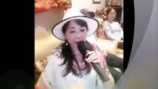 20180807美國DC家庭聚會卡拉OK劉明珠(1)