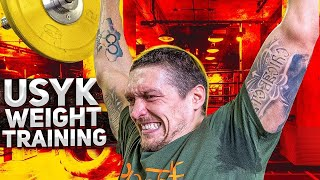 USYK & TOROKHTIY // How to build explosive power for Boxing