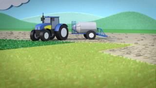 Precyzyjne rolnictwo PLM: Field IQ