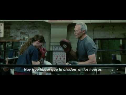 Million Dollar Baby - Training Scene (Subtítulos en español)