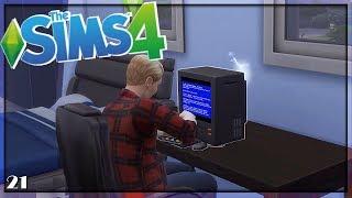 Blue Screen!! - Die Sims 4 - #21 - Balui + miri33