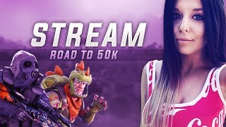 SOLO GIERKI W FORTNITE! | 50k - GIVEAWAY | instagram: angieee__e