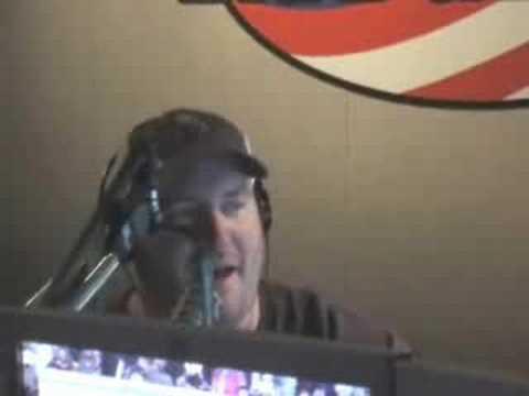 Jamey Johnson LIVE in studio Pt 1