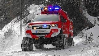 [Kettenantrieb] MZF-A Feuerwehr Ebene Reichnau LG Turracherhöhe