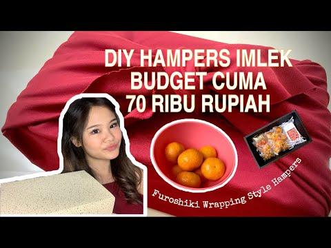 DIY CHINESE NEW YEAR HAMPERS / Hampers Imlek Budget Minim