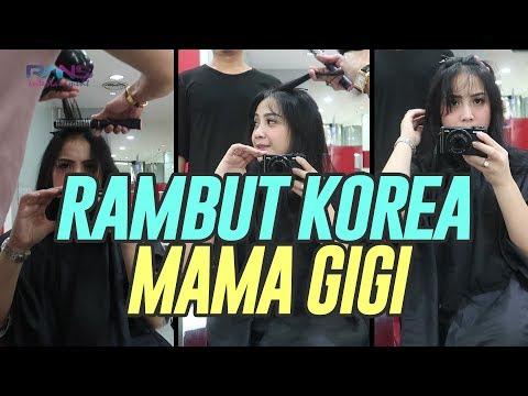 MAKEOVER RAMBUT ALA KOREA #RANSVLOG