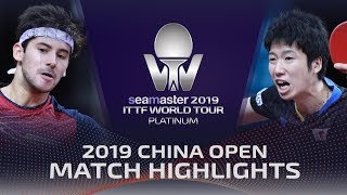 Джун Мизутани vs Joao Geraldo | China Open 2019 (R32)