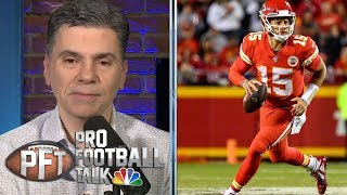 Patrick Mahomes restricted from playing basketball by Chiefs   Pro Football Talk   NBC Sports