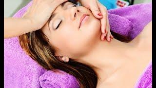 Моделирующий массаж лица. Школа здоровья. Gubernia TV