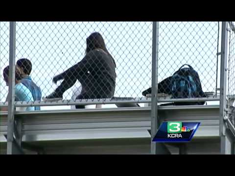 Bomb threat prompts another evacuation at Tracy school