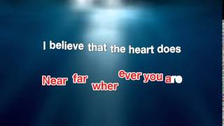 My Heart Will Go On - Celine Dion [karaoke]
