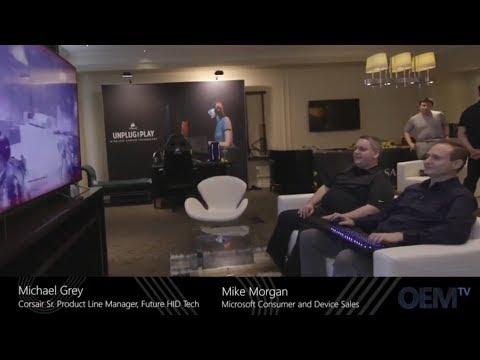 Ultimate Corsair Living Room Gaming Setup Review