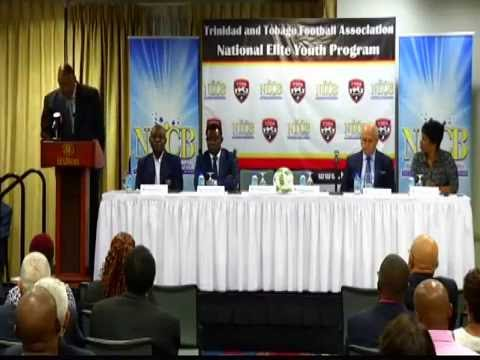TTFA/NLCB NATIONAL ELITE YOUTH DEVELOPMENT PROGRAM  LAUNCH 2016