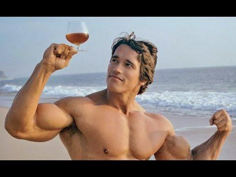 Алкоголь после тренировки мешает росту мышц