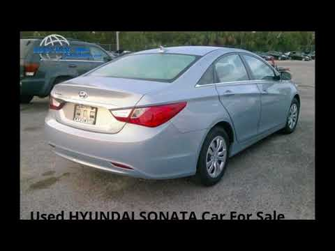 Export Car from USA to Nigeria - AuctionExport  - 2011 HYUNDAI SONATA