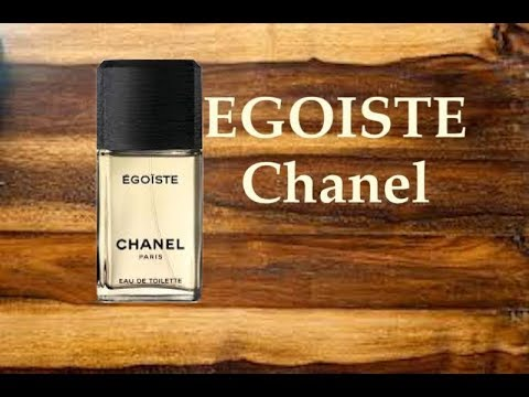 Egoiste by Chanel review