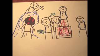 Hesiod Theogony Comic  Flipbook Animation Thing
