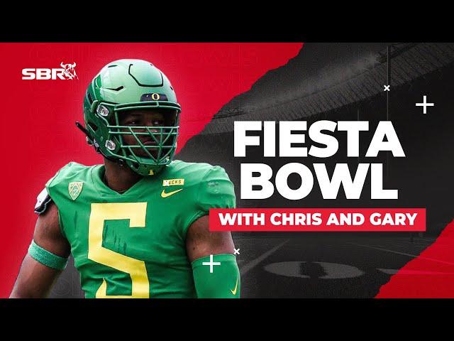 Oregon vs. Iowa St Picks and Predictions   2021 Fiesta Bowl