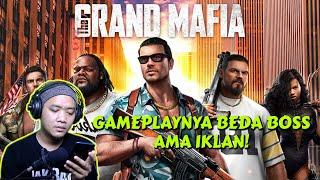 KORBAN IKLAN #9 Buseng The Grand Mafia Gameplaynya Begini Toh... 🤪💯✔️ screenshot 3