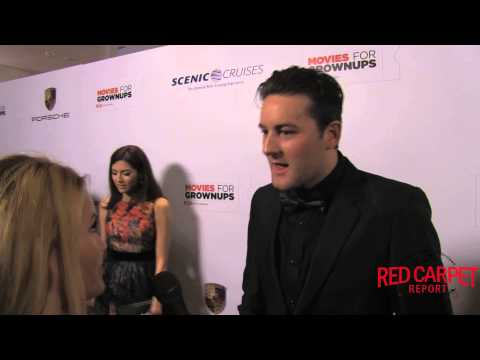 Emmett Skilton at the 14TH Annual Movies for Grownups Awards Gala Movies4Grownups
