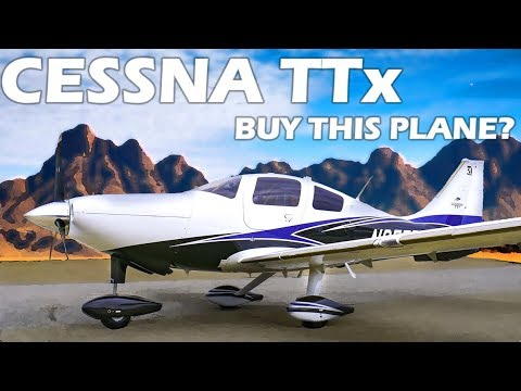 Cessna TTx - Buy This Airplane?