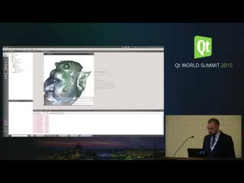 Repeat QtWS16- Qt Quick Scene Graph Advancements in Qt 5 8 and