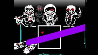 Murder Time Trio Phase 2 (Undertale FanGame)