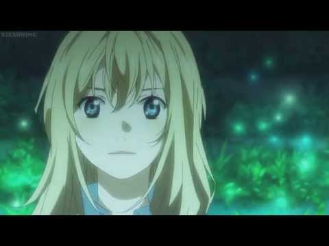 Beautiful scene - Shigatsu wa Kimi no Uso episode 11 「四月は君の嘘」