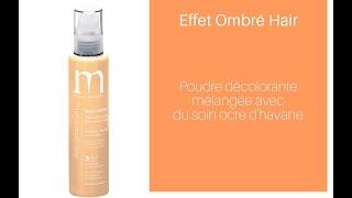 TUTO - Effet Ombré Hair