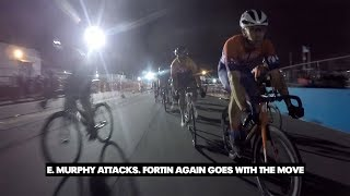 Filippo Fortin Highlights - RHC Brooklyn No.11