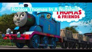 Roblox Thomas in un guscio di noci