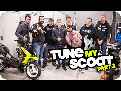Scooter-Attack presents | Tune My Scoot 2.0 Beta Ark