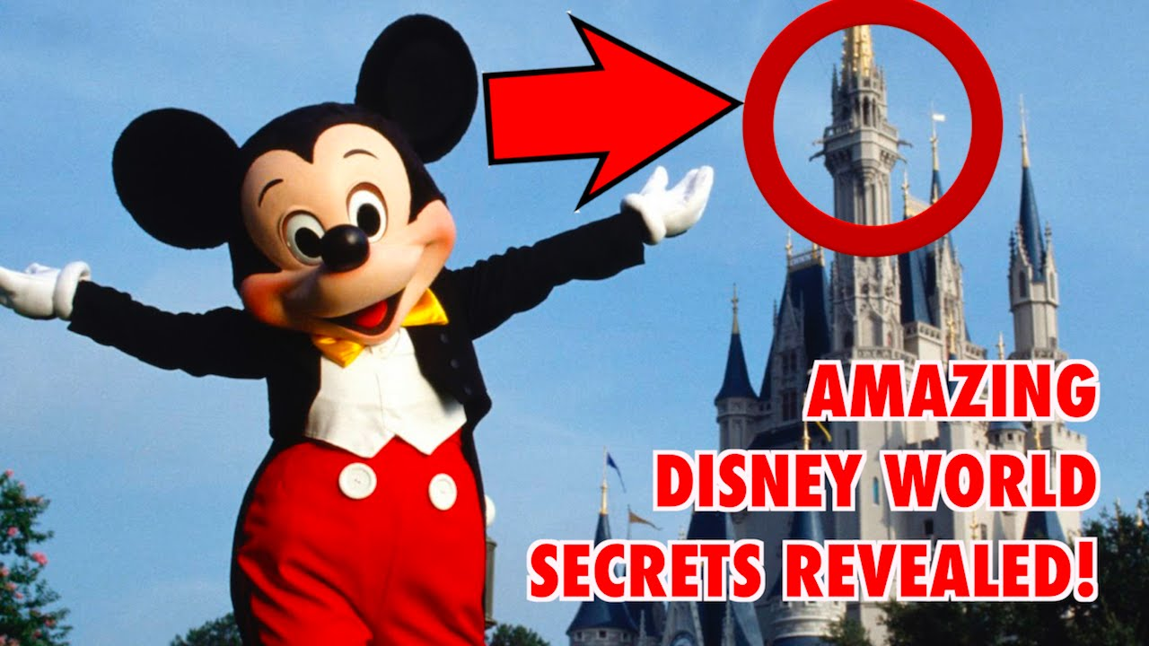 10 amazing facts about Disney
