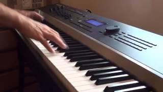 Organ and Hammond sounds - Kurzweil Artis