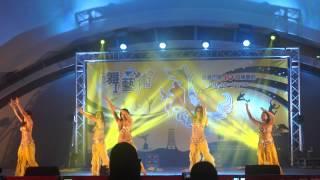 2014第10屆飆舞節艾芙蘿舞團-秋風輕舞