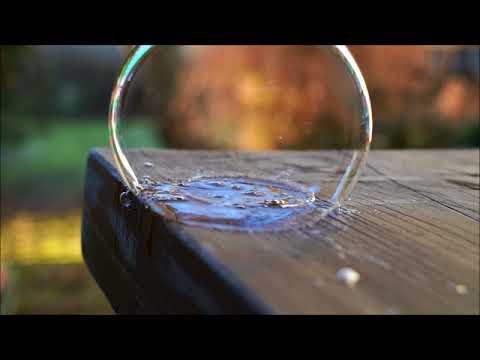 Entdeckerladen Experimente – eingefrorene Seifenblase