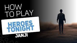Janji - Heroes Tonight | SUPER PADS KIT HERO