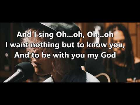Hillsong One Thing Acoustic w Lyrics