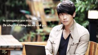 [Vietsub+Lyrics] Shin Seung Hoon - Although I don't believe in love thumbnail