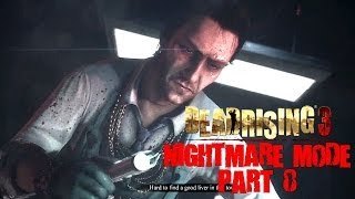 Dead Rising 3 Nightmare Mode Walkthrough Part 8 With Commentary & Mega Man Outfit