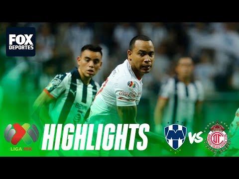 Rayados 2-0 Toluca | HIGHLIGHTS | Jornada 5 | Liga MX