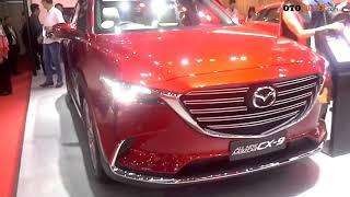 Ada Mazda CX-9 di IIMS 2018, Lihat Yuk..!!