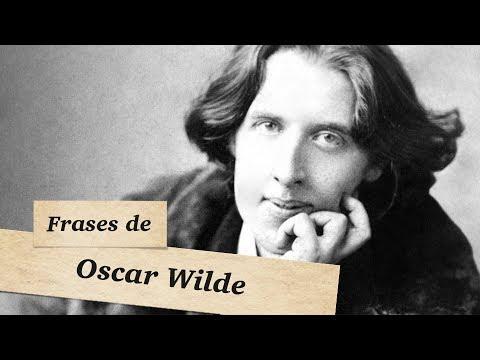 FRASES DE OSCAR WILDE - Melhores Citações e Pensamentos de Oscar Wilde