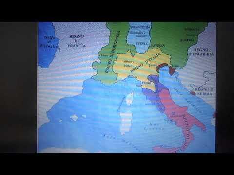 Federico 1 Di Svevia I Comuni L'impero Romano Germanico