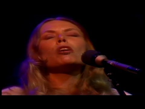 Joni Mitchell - Old Grey Whistle Test (1974)