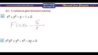 muratatikmatematik.com/KAPALI FONK TÜREV/ muratatik.net//Murat Atik Matematik