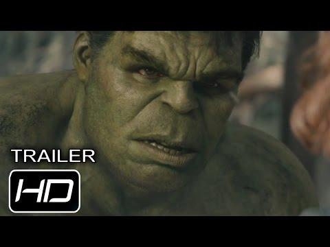 Avengers: Age of Ultron - Tráiler Oficial - Español Latino - HD - AD