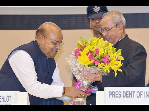 SlideShow- Hon'ble RastrapathyJi –presenting AWARD –Receiving Book First Cop[y- THANKING...