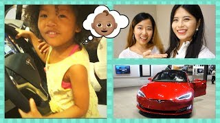 Our Dream Car for Baby #3! + Secrets to mastering a language in a year!!  Denver Vlog #2