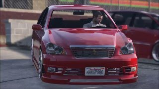 【GTA V】Toyota Crown Athlete